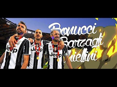 Bonucci Barzagli Chiellini • BBC 16/17 • AMAZING Defence