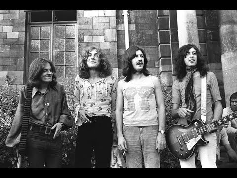 LED ZEPPELIN - TRIBUTE TO JOHNNY KIDS AND THE PIRATES
