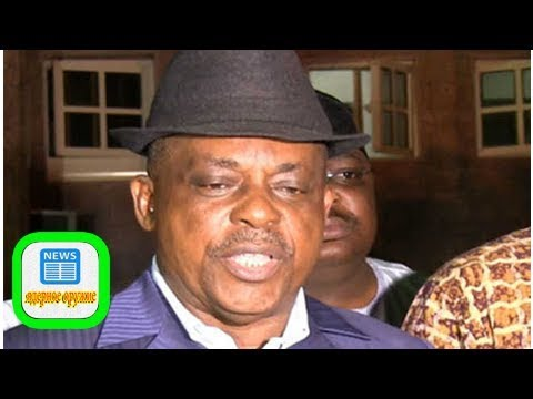 Pdp convention: full text of uche secondus' acceptance speech
