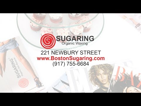 Sugaring Boston - Organic Hair Removal Salon on Newbury Street