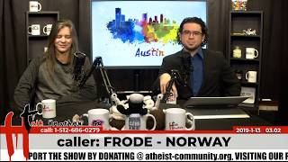 Talk Heathen 03.02 with Eric Murphy & Noah Lugeons