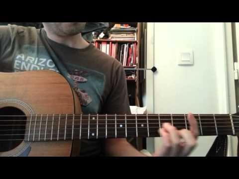 Radiohead - Paranoid Android - Acoustic Cover