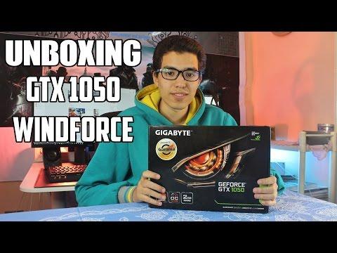 فتح علبة افضل و ارخص كارت شاشة حاليا - GTX 1050