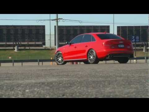 Stasis Audi S4 - First Test