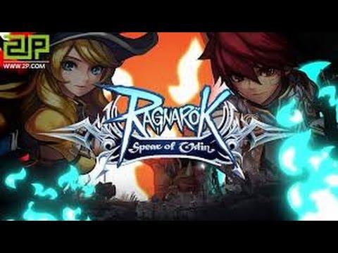 Ragnarok Spear of Odin: Hack & Slash MMORPG (English CBT Started) - (Mobile)