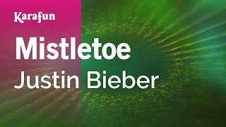 Karaoke Mistletoe - Justin Bieber *