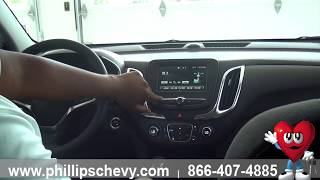 Phillips Chevrolet - 2018 Chevy Equinox - Radio Presets - Chicago New Car Dealership
