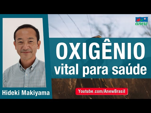 Oxigênio: Vital Para a Saúde