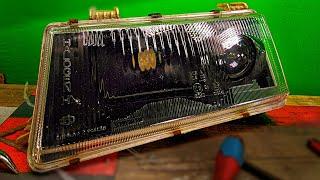Ремонт регулировки фар ВАЗ 2110 Киржач