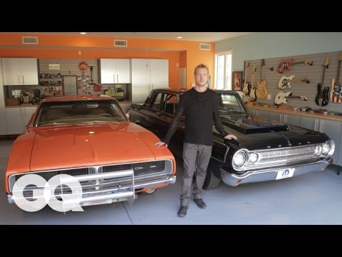 Musician Kenny Wayne Shepherd's Garage - GQ's Car Collectors - Los Angeles