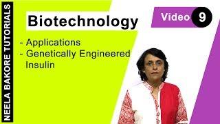 Biotechnology - Genetically Engineered Insulin