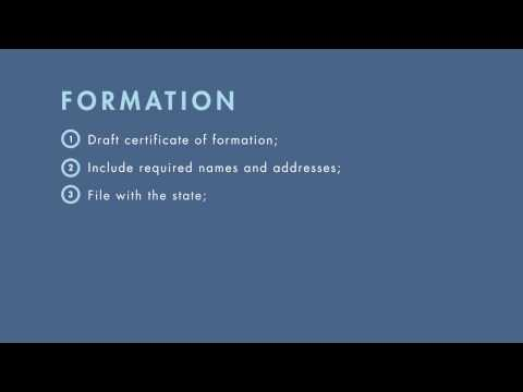 Business Associations tutorial: Limited Liability Companies | quimbee.com