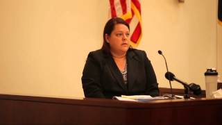Watch Lawhorn's lawyer spar with CPS worker
