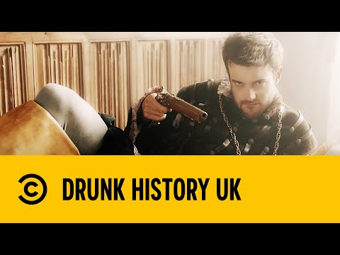 Drunk History | The Story of Sir Walter...
