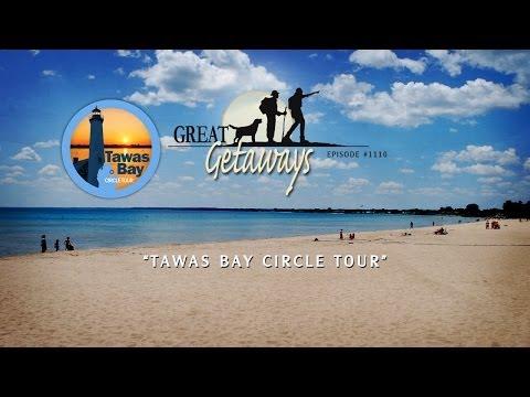 Great Getaways 1110 Tawas Bay Circle Tour [Full Episode]