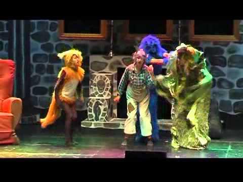 Teatergruppen Klima, Musicalen Monsterkongressen - X-men