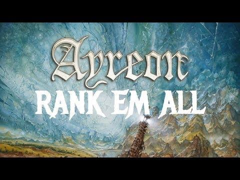 Rank Em All -  AYREON