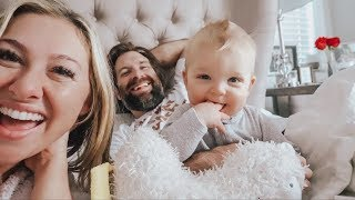 WAKE UP WITH US - Our Family Morning Routine