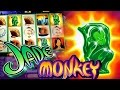 JADE MONKEY Video Slot Casino Game with a