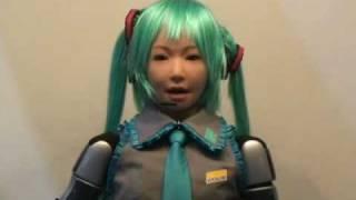 CEATEC JAPAN2009 (初音ミク:ワールドイズマイン)
