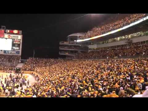 Steelers Renegade AFC Championship game 2011
