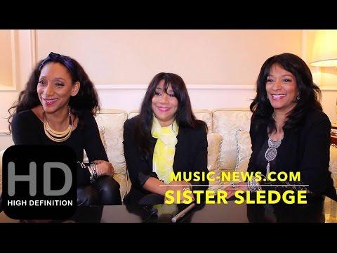 Sister Sledge I Interview I Music-News.com