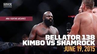 MMA Fighting Archives: Bellator 138 - Kimbo Slice vs. Ken Shamrock
