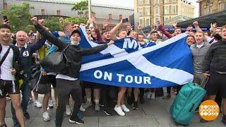 Англия Шотландия кто кого Доброе утро Фрагмент выпуска от 18 06 2021