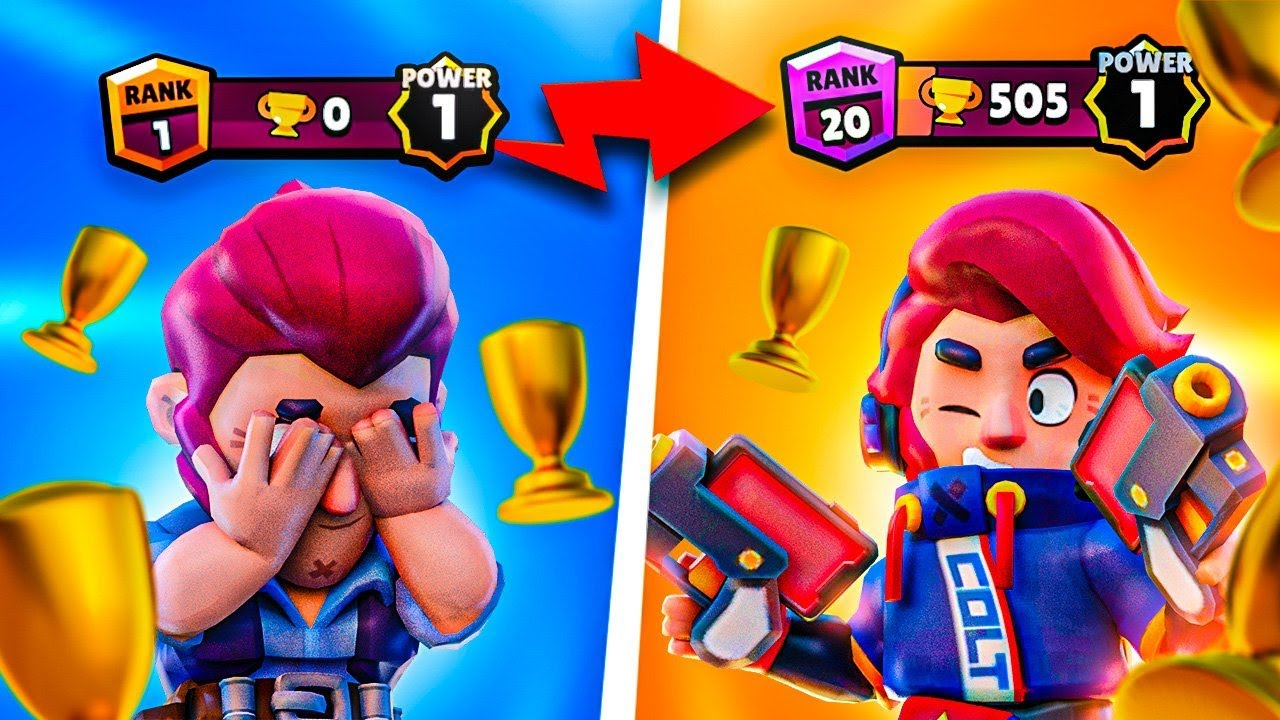 Level 1 Colt Nonstop to 500🏆