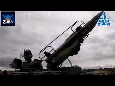 Zubr & Dny NATO 2016