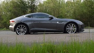 Review of the options on my Jaguar F-Type Coupe - Keeping it Old School