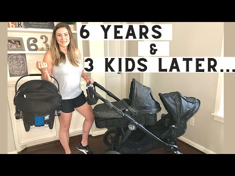 CITY SELECT DOUBLE STROLLER REVIEW| BABY JOGGER CITY SELECT / STROLLER FOR MULTIPLE KIDS / QUICK TIP