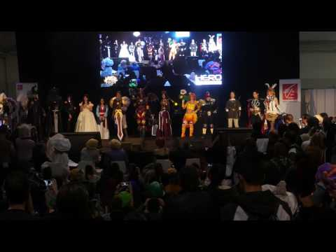 related image - HeroFestival 2016 - Marseille - Concours Cosplay - 22 - Scène Finale Individuels