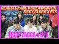 [Heboh!!]REAKSI ORANG KOREA NONTON ZIGGY ZAGGA x BTS-GEN HALILINTAR!!지기자가 & 방탄소년단 커버영상 보기!!