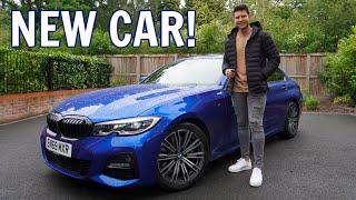 REVEALING MY NEW CAR!   BMW 330i M SPORT 2020 (BMW 3 Series G20)