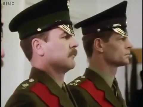 Guards Division or Monty Python? A 1989 video