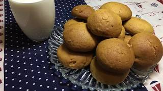 Медовое печенье с орехами. Готовим с Инной.