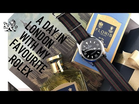 A Day In London With A Rolex Explorer: 3 Years With My Favourite Watch