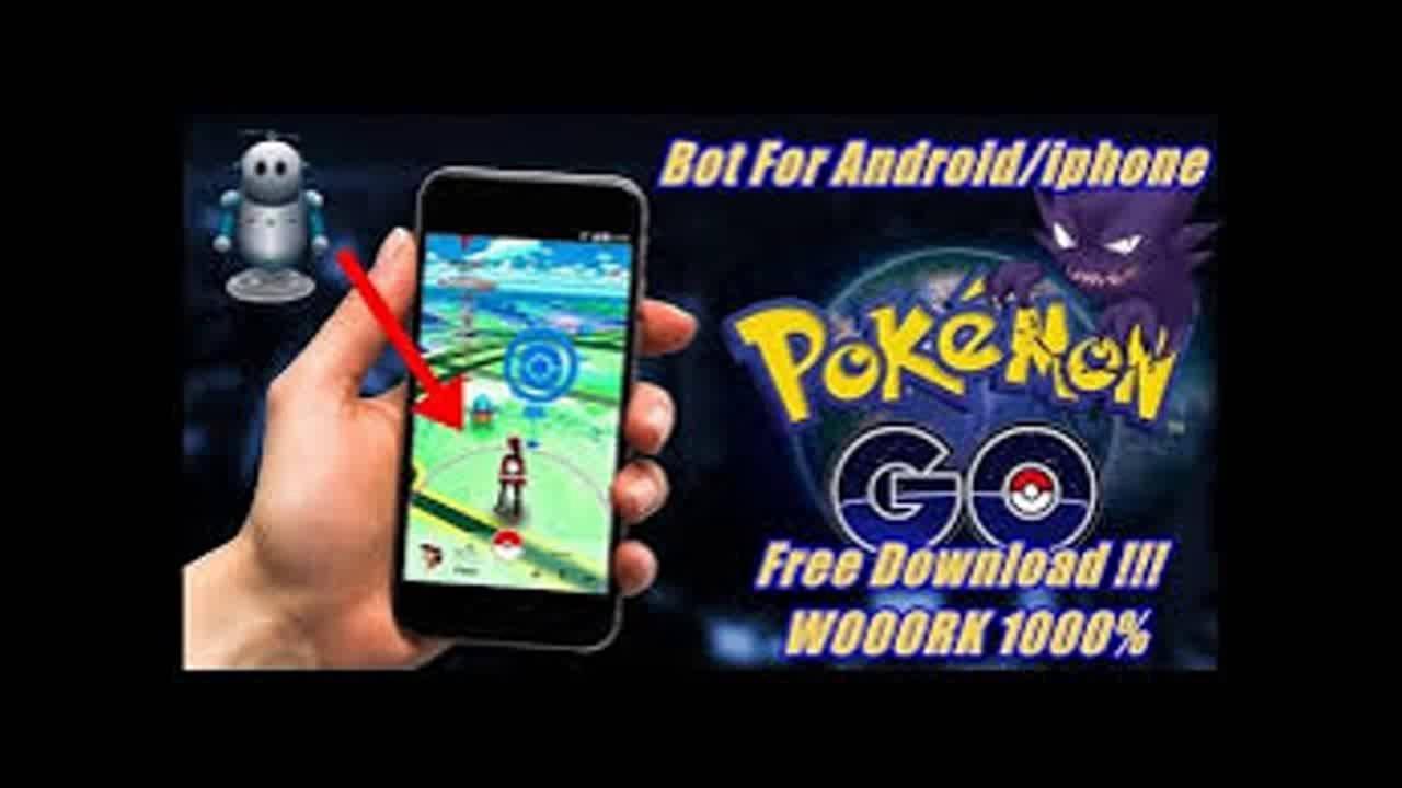 Pokemon GO 0 41 2 - GO Simulator (Bot Pokemon Go for Android) [no need  root] deutsch