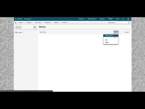 CS Cart: come inserire un link nel menù di categoria
