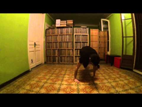 DJ Timber - Feetworkings - Freestyle in the lab - 12 July 2014