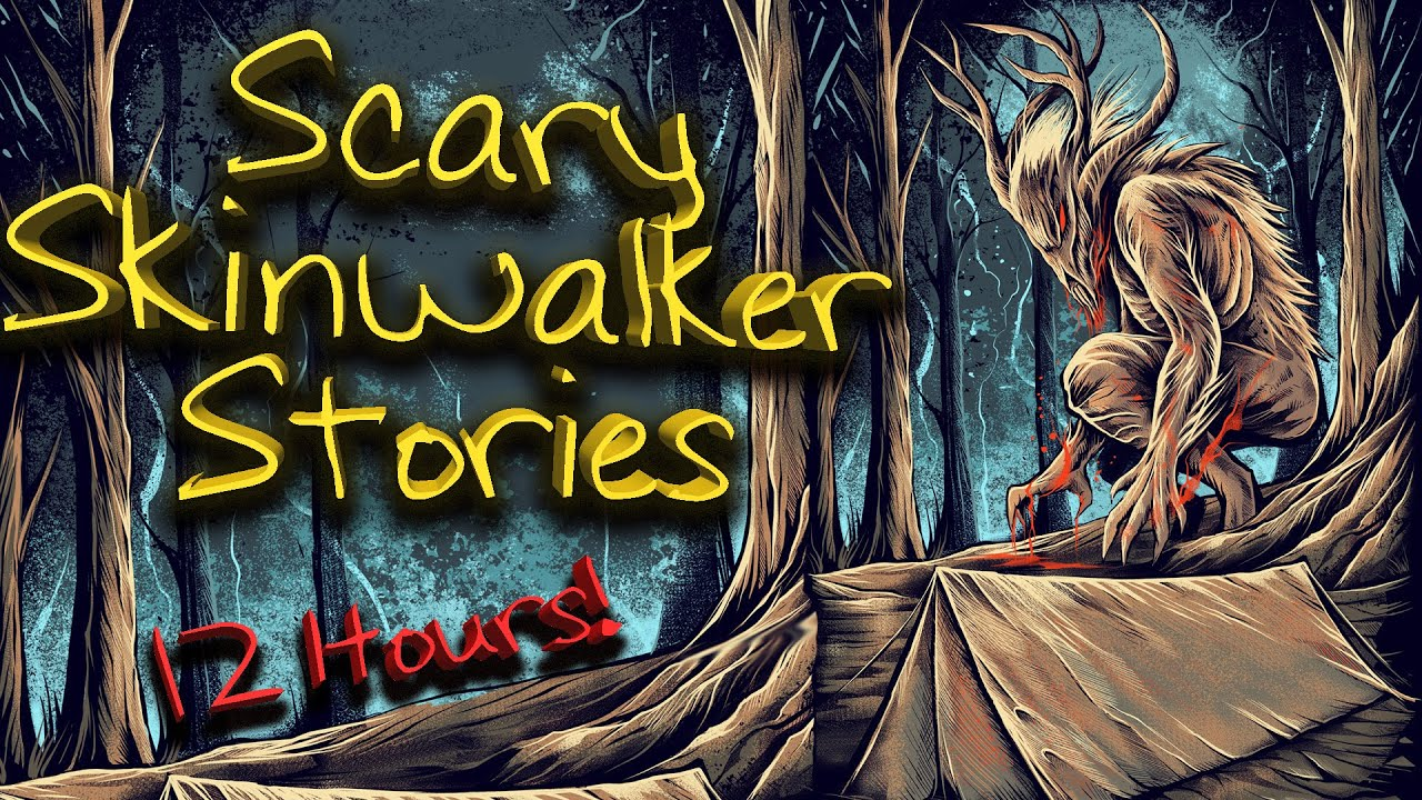 Best Scary Skinwalker Stories   Ultimate Compilation, Wendigo, Cryptid, True Scary Stories for Sleep