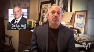 Breaking up the Banks with Robert Reich