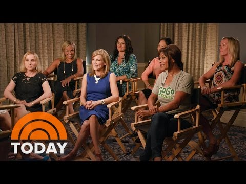 'Magnificent Seven' Gymnastics Team Recalls Olympic Glory 20 Years Later | TODAY