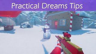 The Design Of Cold Conundrum (FPS) | Practical Dreams PS4 Tips/Tricks