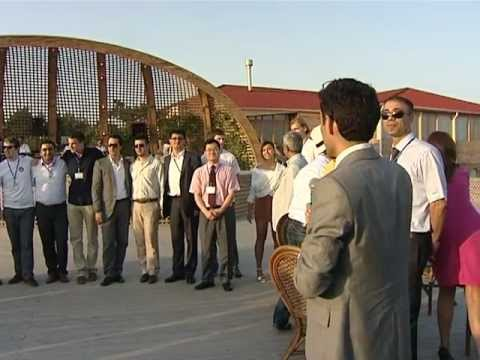 Baku Summer Energy School 2011 (Part 1)