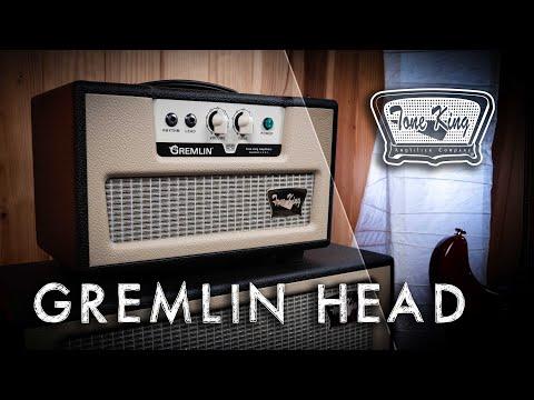 Tone King GREMLIN HEAD - Music & Demo by A. Barrero