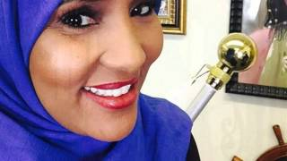 Wareysi - Hodan Nalayeh Maamulaha ''INTEGRATION TV'' | Taxanaha Boqolka Haweenka Ee BBC | 29 Nov. 15