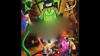 Lego DC Comics Superheroes:Liga de La Justicia – Escape de Gotham City (2016)
