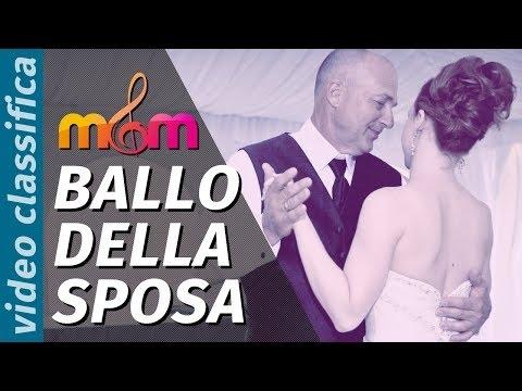 Top 3 Canzoni BALLO DELLA SPOSA CON IL PADRE | Video Classifiche Matrimoni e Musica